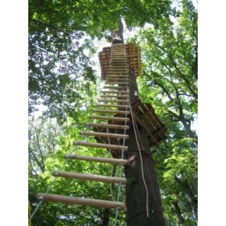 Rope Ladder Rung