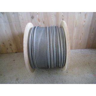Flying Fox Wire Rope - High-Compact